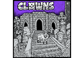 The Clowns - Bad Blood - (LP + Download)