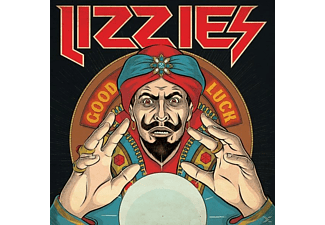 Lizzies - Good Luck - (CD)