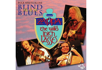 Zappa & The Wild Irish Lasses - Blind Man Blues - (CD)