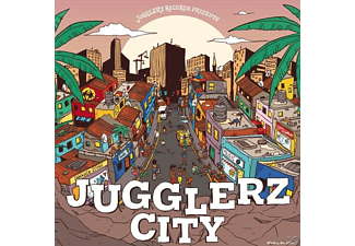 VARIOUS - Jugglerz City - (CD)