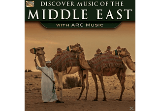 VARIOUS - Discover Music Of The Middle East - (CD)