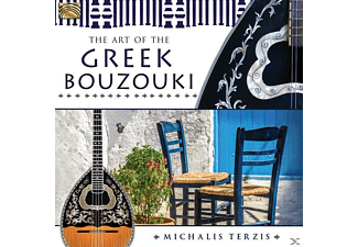 Terzis Michalis - The Art Of The Greek Bouzouki - (CD)