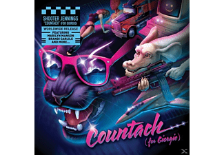 Shooter Jennings - Countach (For Giorgio) [CD]