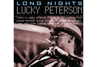 Lucky Peterson - Long Nights - (CD)