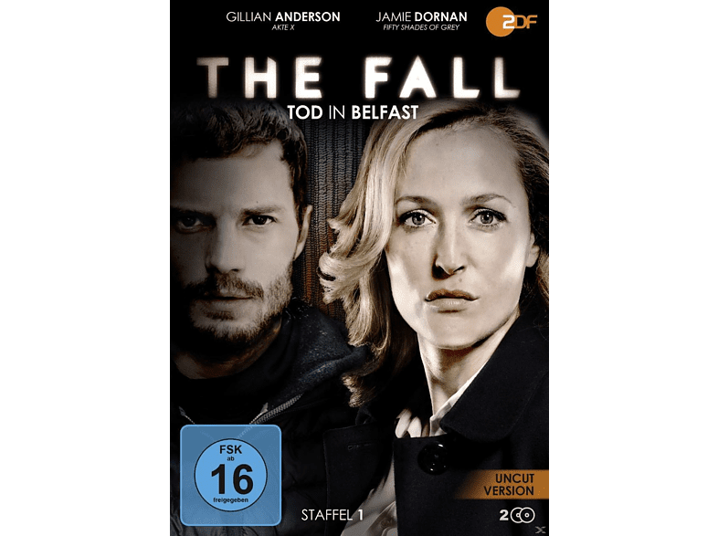 The Fall - Tod in Belfast - Staffel 1 [DVD]