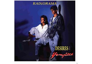 Radiorama - Desires & Vampires (30th Anniv - (CD)