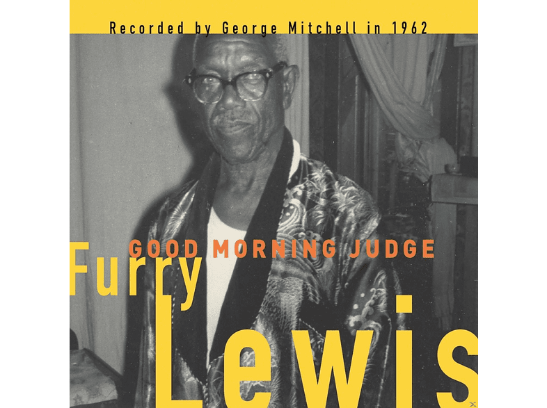 Furry Lewis - Good Morning Judge [Vinyl]