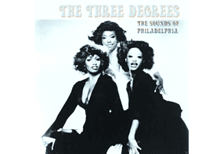 The Three Degrees - The Sounds Of Philadelphia - (CD)