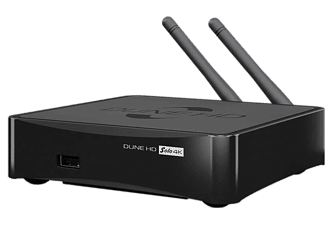 DUNE HD Solo 4K NAS HDD media player Wi-Fi (DEHDSOLO4K)