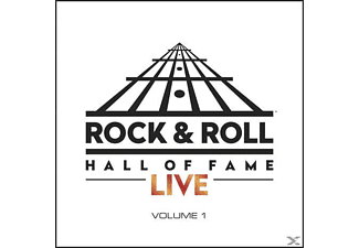 VARIOUS - Rock And Roll Hall Of Fame Vol.1 - (Vinyl)