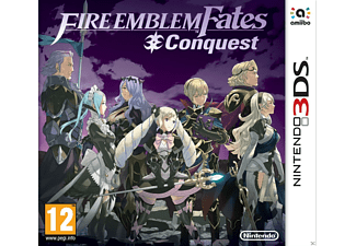 Fire Emblem Conquest Nintendo 3DS