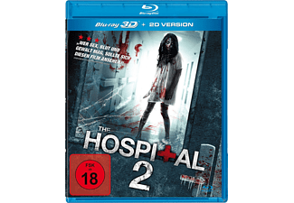 The Hospital 2 [3D Blu-ray]