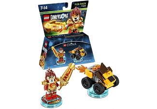 LEGO Dimensions - Fun Pack (Chima Laval)