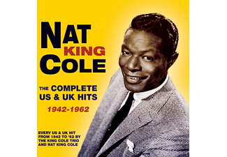 Nat King Cole - The Complete Us & Uk Hits 1942-62 - (CD)