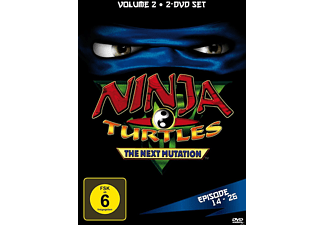 Ninja Turtles - The Next Mutation Vol. 2 - (DVD)