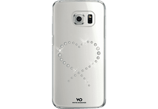 WHITE DIAMONDS Eternity Galaxy S7 Handyhülle, Crystal