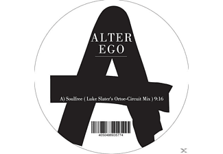 Alter Ego - Soulfree/Lycra (The Luke Slater Rmxs) (Remastered) - (Vinyl)
