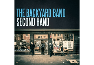 The Backyard Band - Second Hand - (CD)