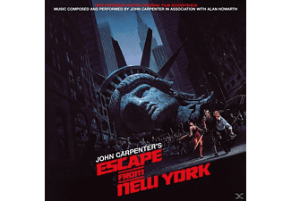 OST/Carpenter,John & Howarth,Alan - Escape From New York (Original Film - (Vinyl)