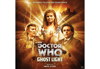 Mark Ayres - Doctor Who-Ghostlight (Original T - (Vinyl)