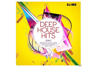 VARIOUS - Deep House Hits 2016.2 - (CD)