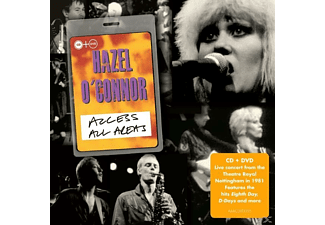 Hazel O'connor - Access All Areas - (CD + DVD Video)