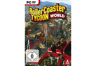 Rollercoaster Tycoon World (Software Pyramide) - PC