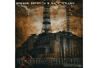 Philippe Luttun - The Taste Of Wormwood - (CD)
