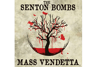 The Senton Bombs - Mass Vendetta - (CD)