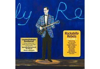 VARIOUS - Rockabilly Rebels Vol.3 - (Vinyl)