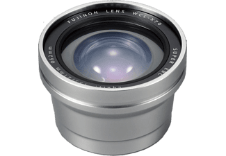 FUJI WCL-X70 Silver Wide Conversion Lens (D12017-S)