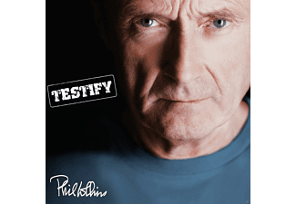 Phil Collins - Testify (Remastered) - (Vinyl)