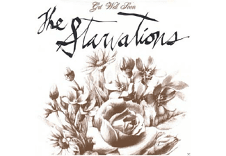 The Starvations - Get Well Soon - (CD)