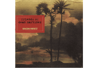 Friends Of Dean Martinez - Random Harvest - (CD)