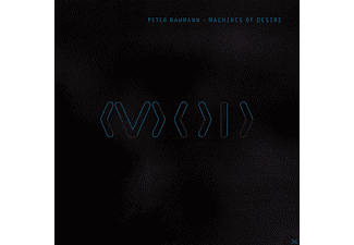 Peter Baumann - Machines Of Desire - (LP + Bonus-CD)
