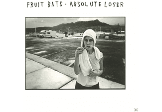 Fruit Bats - Absolute Loser - (CD)