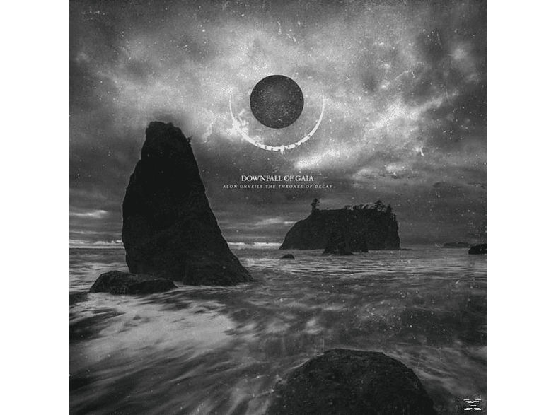 Downfall Of Gaia - Aeon Unveils The Thrones Of Decay [Vinyl]