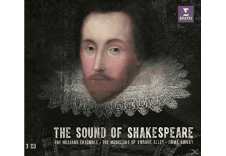 Emma Kirkby, Red Byrd, Hilliard Ensemble - The Sound Of Shakespeare [CD]