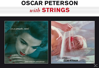 Oscar Peterson - With Strings+4 Bonus Tracks - (CD)