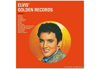 Elvis Presley - Elvis' Golden Records Volume 1 | LP