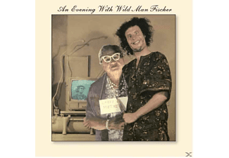 Wild Man Fischer - An Evening With Wild Man Fischer - (CD + Bonus-CD)