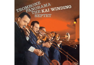Kai Septet Winding - Trombone Panorama+3 Bonus Tracks - (CD)