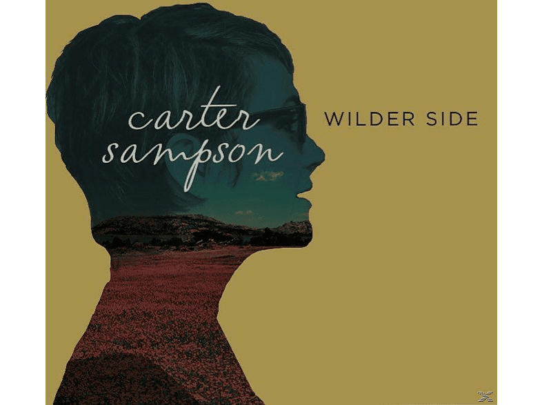 Carter Sampson - Wilder Side [CD]