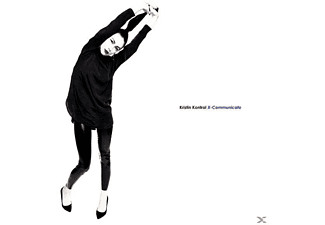 Kristin Kontrol - X-Communicate - (LP + Download)