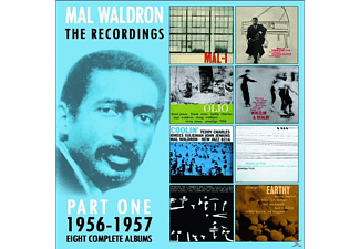 Mal Waldron - The Recordings Part One, 1956-1957 - (CD)