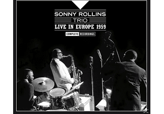 Sonny Trio Rollins - Live In Europe 1959-Complete Recordings - (CD)