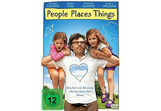 People Places Things - (DVD)