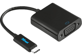 TRUST USB TYPE-C TO VGA ADAPTER - (21012)