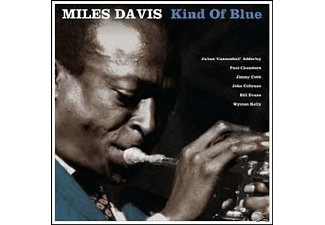 Miles Davis - Kind Of Blue (180g Vinyl) - (Vinyl)