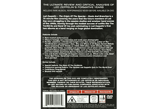 Led Zeppelin - The Origin Of The Species - (DVD)